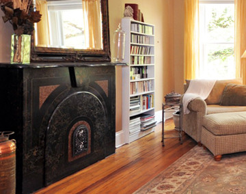 Pratt Livingroom